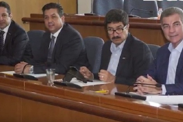 Gobernadores panistas se rebelan y advierten que no irán a mesas de seguridad