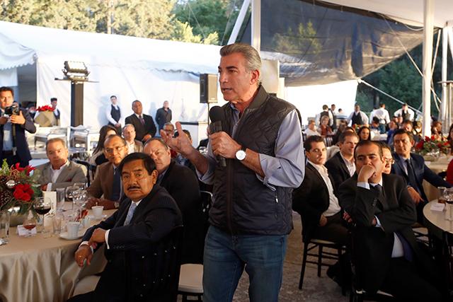En medios comienza difusión del primer informe de Antonio Gali