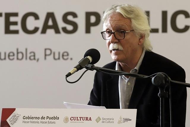 Relevan a Armando Cedillo de la Filarmónica de Puebla