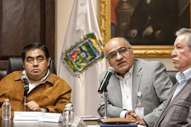 Sigue en 9 el número de casos de Covid-19 en Puebla