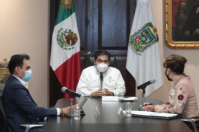 Cese de subsecretaria, una decisión de gobierno: Barbosa
