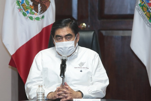 Una simulación, la transparencia en Puebla: Mexicanos contra la Corrupción