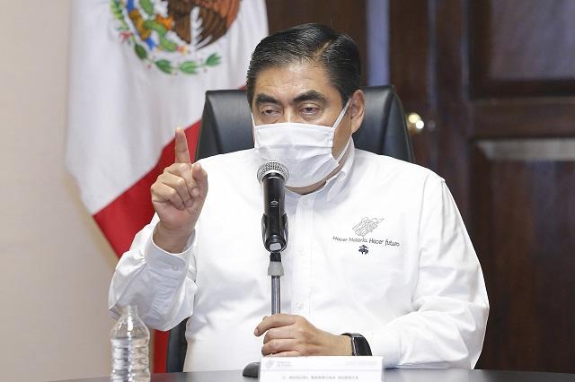 Interesa a Coparmex y CTM la política, no la salud: Barbosa