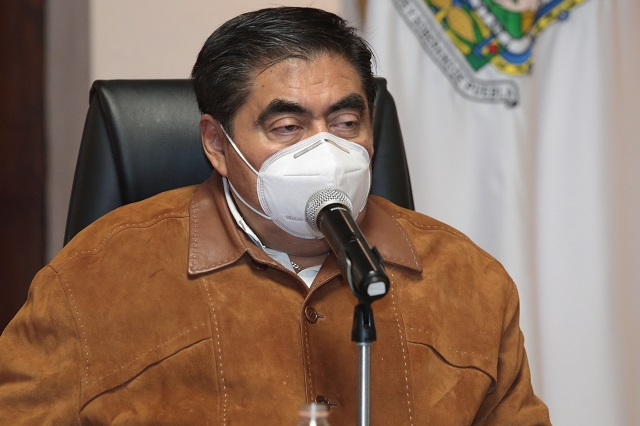No arma el gobierno un aparato político-electoral, asegura Barbosa