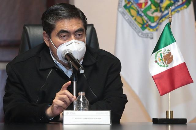 No hay control total en Cereso de Tehuacán, dice Barbosa