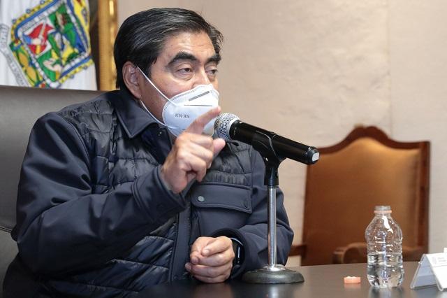 INE ordena silencio a Barbosa y alcaldes en temas electorales
