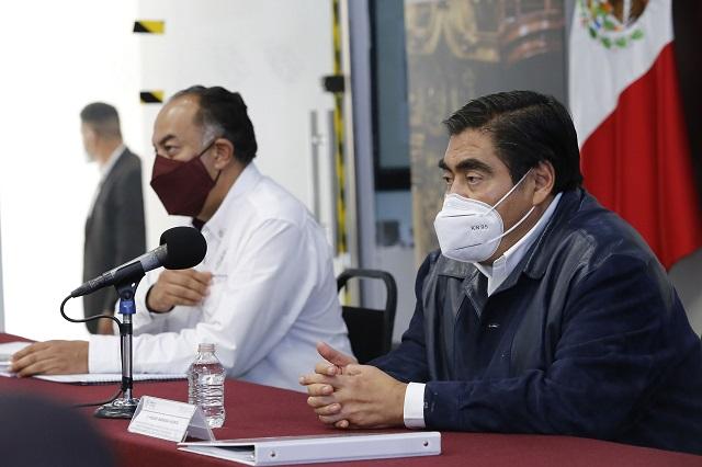 Rechaza Barbosa que haya en Puebla perseguidos políticos