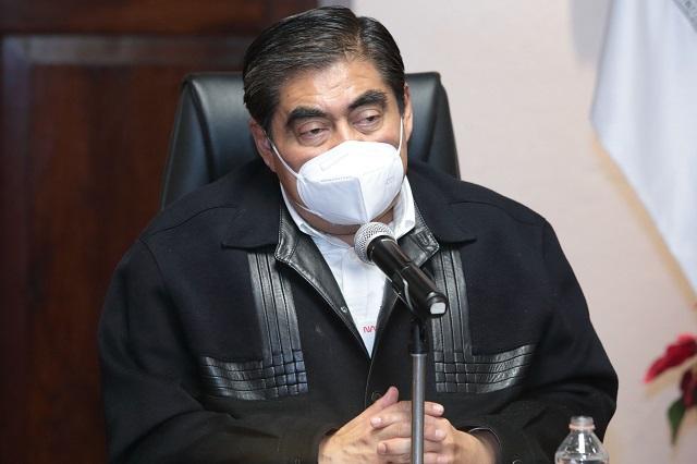 Hay que denunciar eventos políticos masivos: Barbosa