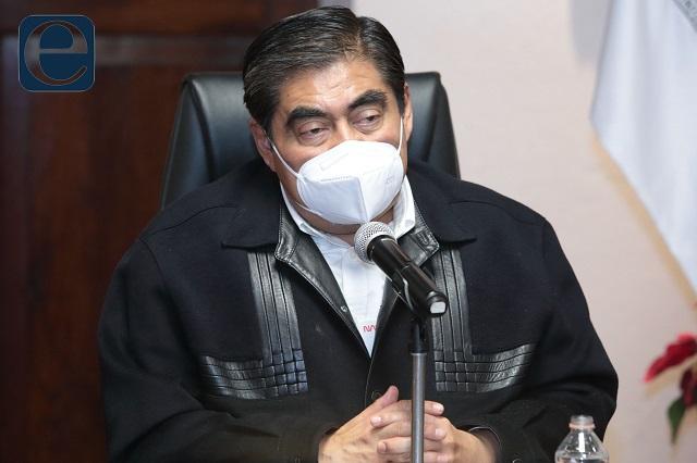 Un juez de la CDMX pidió la intervención en la UDLAP: Barbosa