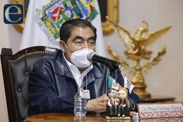 Eran necesarios al menos 3 debates en Puebla: Barbosa