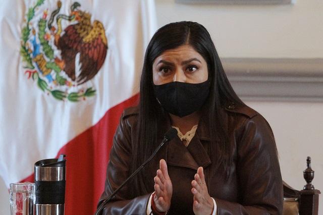 Se criminaliza protesta de mujeres y se manipula información: Rivera