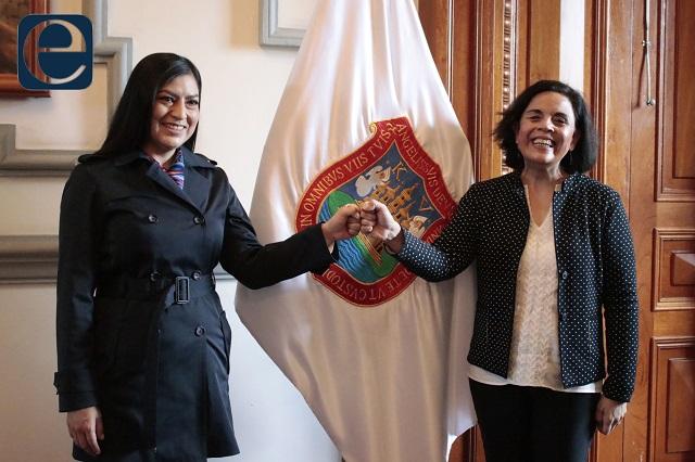 Alistan comité para entrega recepción en Puebla capital