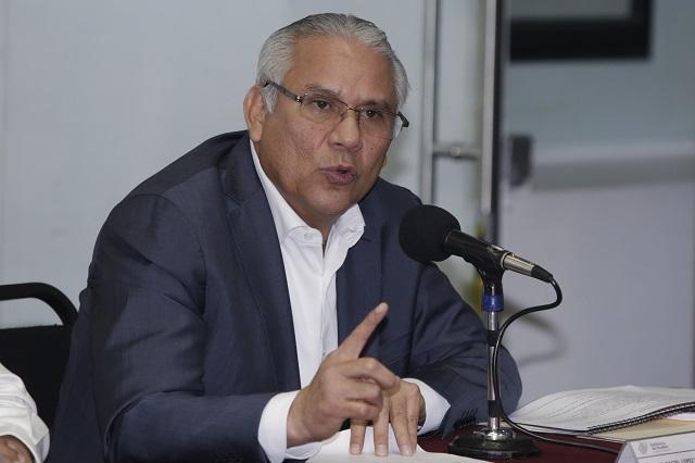 Diputados citan también a titulares de SSP y Salud en Puebla