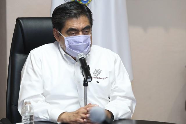 Comisión de Morena abre investigación por dichos de Barbosa