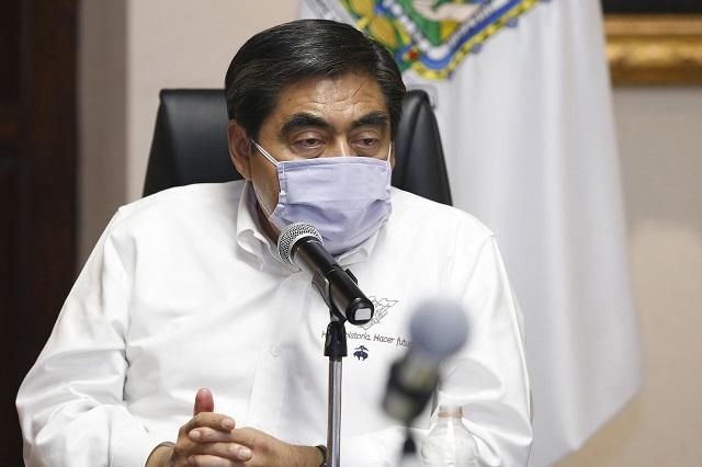 Donación de ventiladores está cancelada, sostiene Barbosa