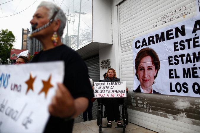The New York Times publica que el gobierno espía a periodistas y activistas