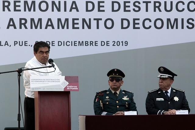 Gobierno estatal y grupos civiles firmarán pacto por la seguridad