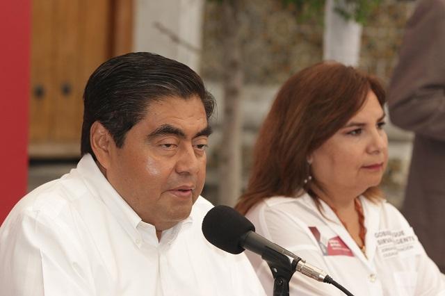 Inicia Barbosa Huerta programa de audiencias ciudadanas