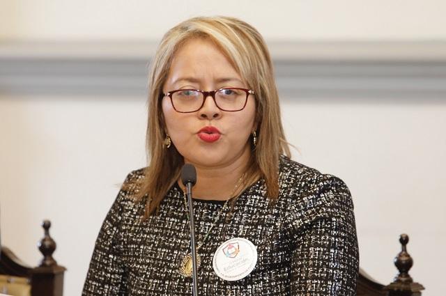 Va Libertad Aguirre al TEPJF tras expulsión de comisión de Cabildo