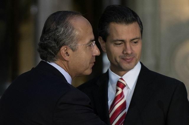 Gobiernos de Peña y Calderón con 31 contratos por Pegasus