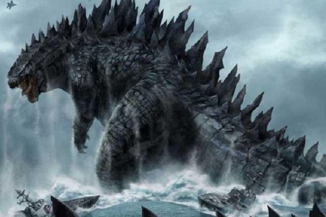 Filmarán Godzilla en México