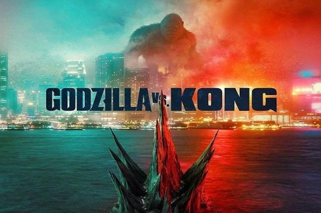 Aplazan estreno de Godzilla vs. Kong y otros detalles de la película