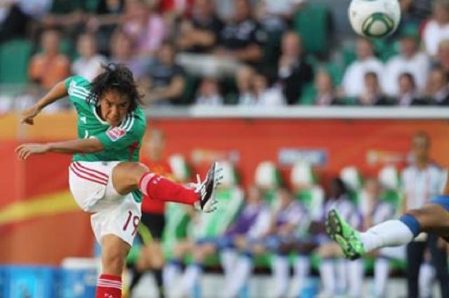 Mexicana anota el mejor gol de los mundiales femeniles