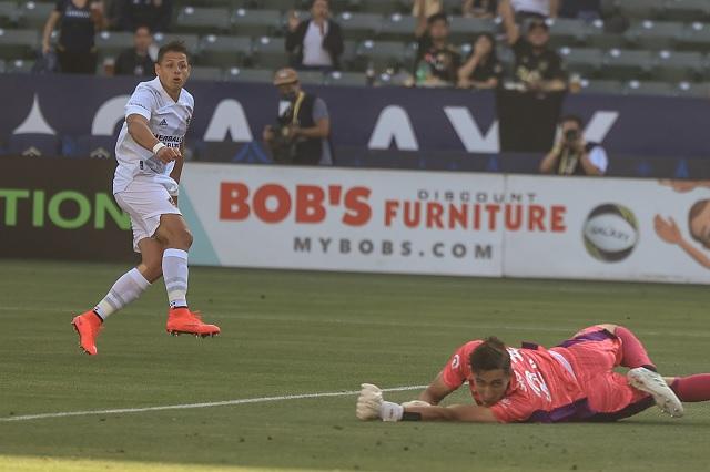 Javier Hernández llega a 6 goles en victoria del LA Galaxy
