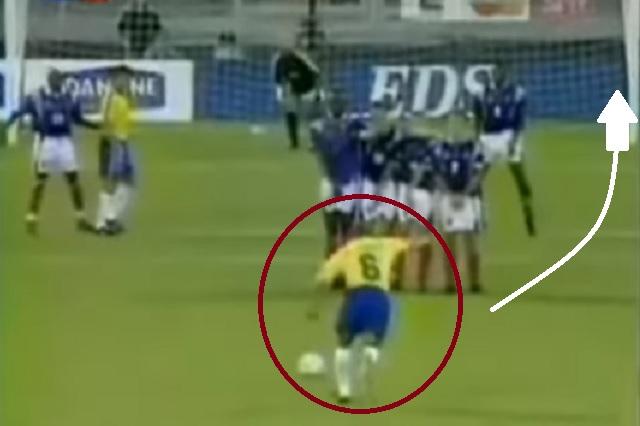 Usuarios recuerdan el 'gol imposible' de Roberto Carlos a Francia; cumple 23 años