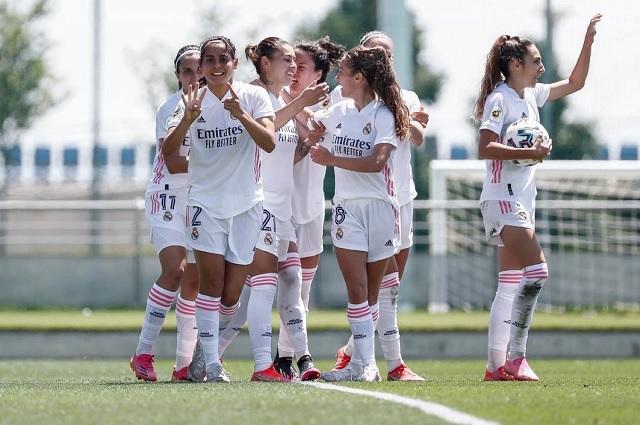 Con gol de Kenti Robles, Real Madrid se clasifica a Champions Femenil