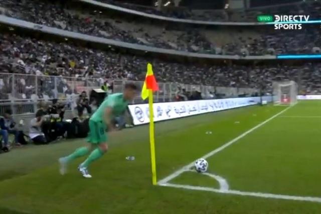 Así fue el gol olímpico de Toni Kroos con el Real Madrid