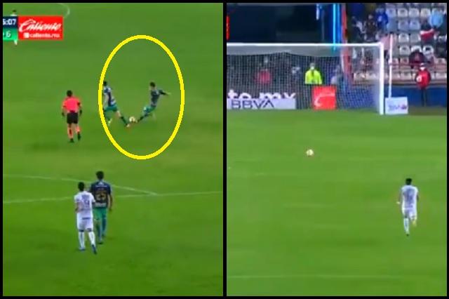 Salvador Reyes anotó el gol más lejano en la historia del futbol mexicano