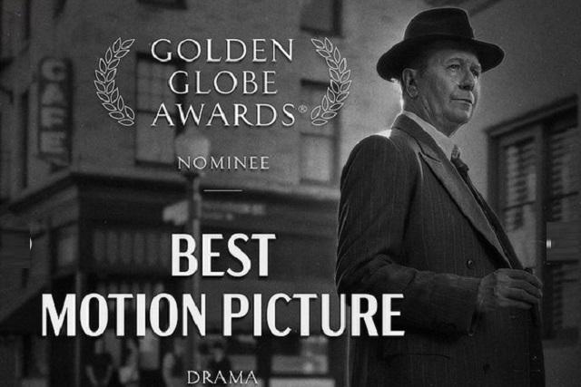 Mank y The Crown encabezan lista de nominaciones de Golden Globes 2021