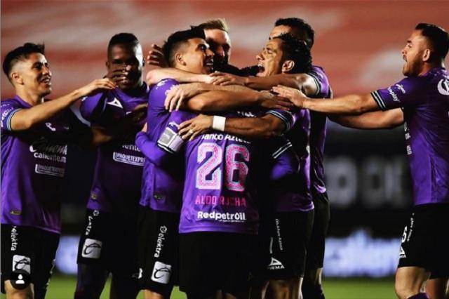 Sorprende Mazatlán con goleada a domicilio 5-0 en San Luis