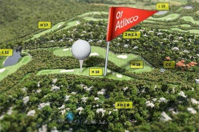 Demanda PVEM a Semarnat analizar obra de club de golf