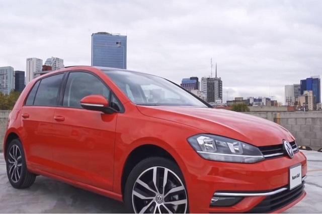 Por caída en pedidos, VW frena producción del Golf en Puebla
