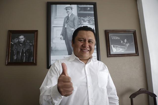 Sostiene Gonzalo Juárez que autoridad laboral le da la razón