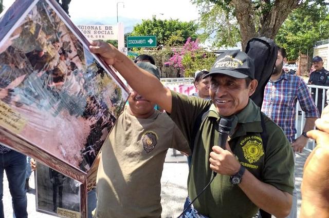 Reportan desaparecido a Gonzalo Molina, activista de pueblos indígenas