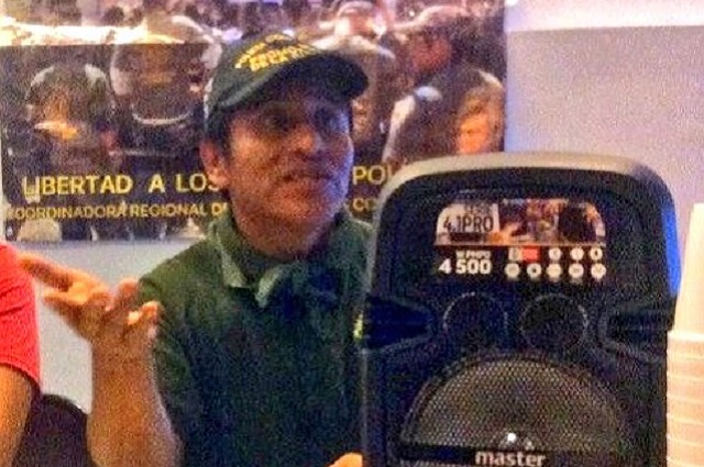 Gobernador de Guerrero afirma que activista desaparecido está sano y salvo
