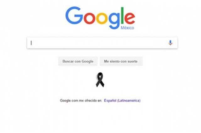 Google se solidariza con víctimas por tiroteo en escuela de Monterrey