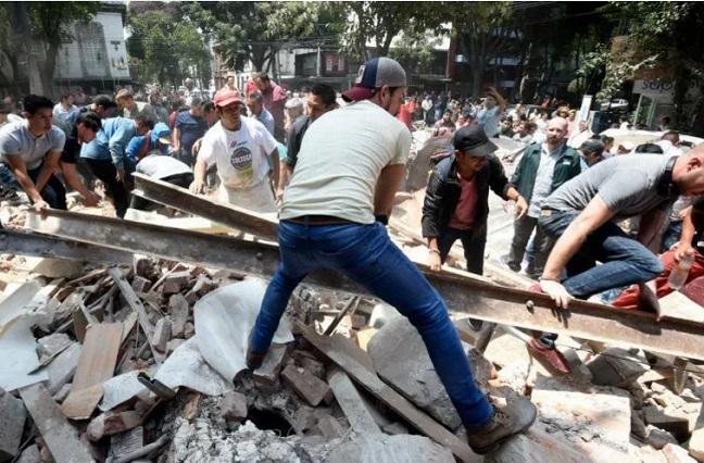 Google ayuda encontrar personas tras sismo; en Facebook dices que estás bien