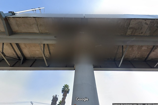Google Maps censura parte del Metro que resultó afectada