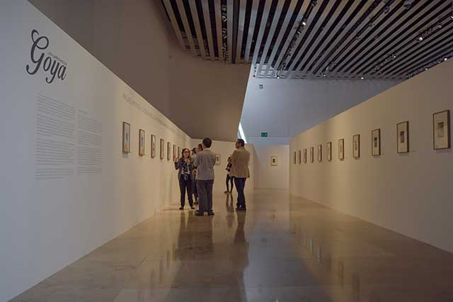 Grabados de Goya se presentan en el Museo Internacional del Barroco