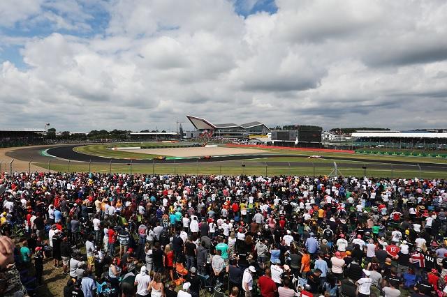 GP de Gran Bretaña: horarios y clasificación sprint