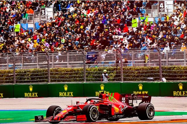 Fórmula 1: Gran Premio de México iría con el 100% de aforo