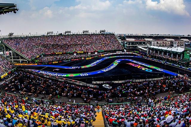 F1: Claudia Sheinbaum confirma realización del GP de México