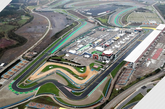 GP de Turquía se reincorpora al calendario de la F1