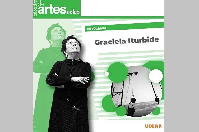 Cátedra de las Artes presentó a la fotógrafa Graciela Iturbide