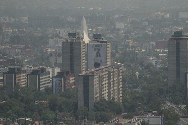 En 15 delegaciones de la CDMX es mala la calidad de aire