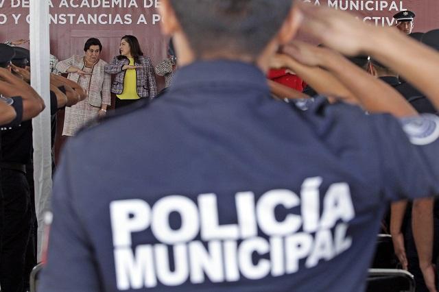 Urgen a Claudia Rivera cambios en su gabinete ante inseguridad